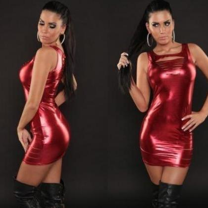 New 6 Colors Sexy hot Shiny women r..