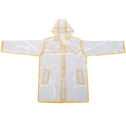Women Waterproof Jacket Transparent..